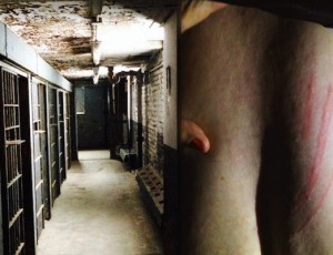 Ghost Attack on Greg's Back: Raw Investigation Footage From Ohio State Reformatory