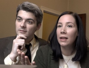 "Greg & Dana, Haunted Object Experts, Join Amy Bruni and Adam Berry on TLC's ""Kindred Spirits"""